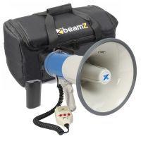 Vonyx MEG060 megafoon 60W met tas en oplaadbare accu