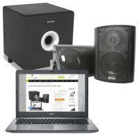 SkyTec 2.1 300W Computer Speakers voor Desktop of Laptop