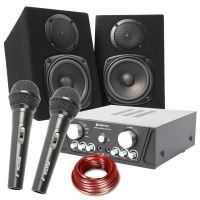 "Fenton 200W Karaoke Set ""Maxi Capri"""