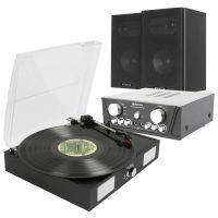 Fenton Complete Stereo installatie met RP108B Platenspeler