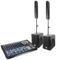 Power Dynamics PD815A geluidsinstallatie voor bands en koren
