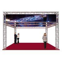 BeamZ Truss 6 x 6 x 4 meter voor beursstand, showroom, etc.