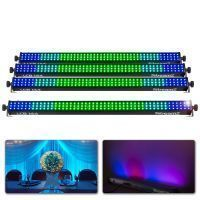 BeamZ LCB144 LED BAR - set van 4 incl. kabels