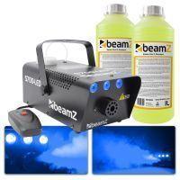 BeamZ S700 ijs effect rookmachine incl. ruim 2 liter rookvloeistof