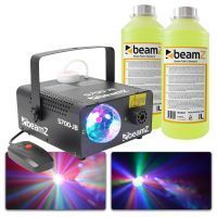 BeamZ S700-JB Jelly Ball rookmachine met 2 liter rookvloeistof