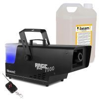 BeamZ RAGE1800 sneeuwmachine incl. 5 liter sneeuwvloeistof
