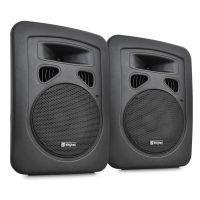 """SkyTec SP800A set van twee 8"""" actieve speakers voor vele toepassingen - 400W"""