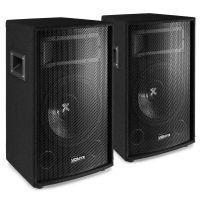 """Vonyx SL12 luidsprekerset - Twee 12"""" speakers van 600W (totaal 1200W max.)"""