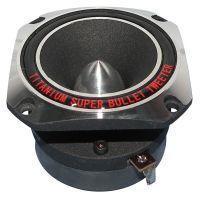 SkyTec Tweeter Titanium PRO Serie 80 Watt