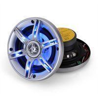 """Auna CS-LED5 auto luidsprekerset 13cm (5"""") 600 watt met LED"""