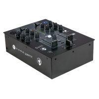 DAP CORE Scratch 2 kanaals DJ Mixer