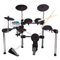 Carlsbro CSD200 elektrisch drumstel met 8 drumpads + Bass & Hi-hat pedaal