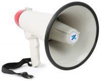 Vonyx Megafoon met USB, sirene, record, SD en AUX 45W MEG045