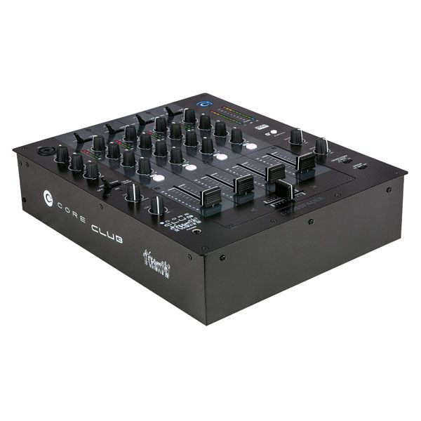 DAP CORE Club 4 kanaals DJ mixer bluetooth
