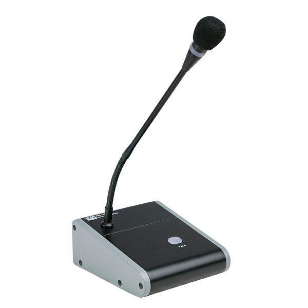 Afbeelding van DAP-Audio PM-160 tafelmicrofoon voor o.a. omroepinstallaties...