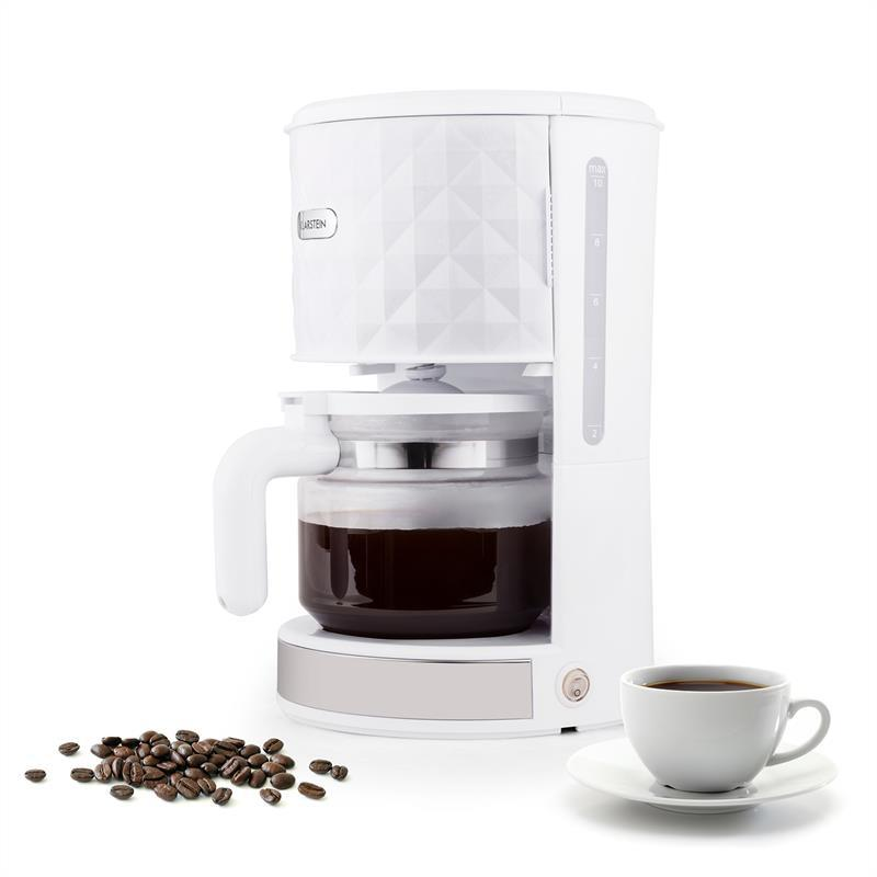 Klarstein Granada Bianca Koffiezetapparaat Wit