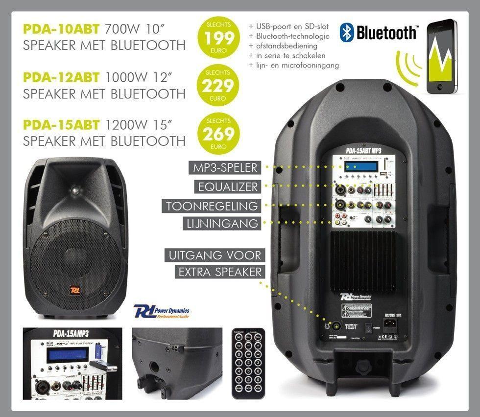 PDA Actieve Speaker