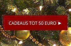 Cadeaus tot 25 euro