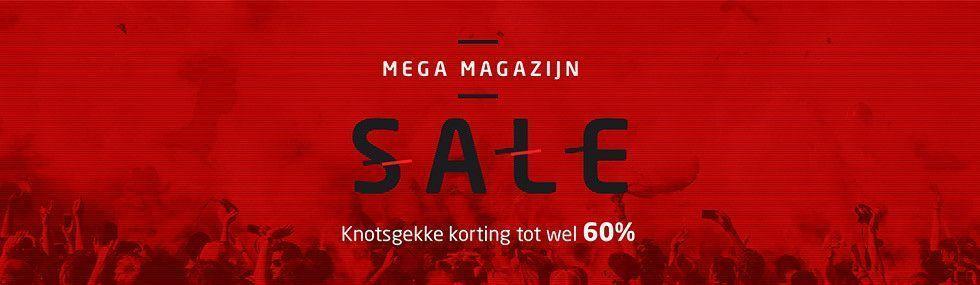MEGA Magazijn Sale!
