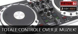 Totale controle over je muziek met onze MIDI Controllers!