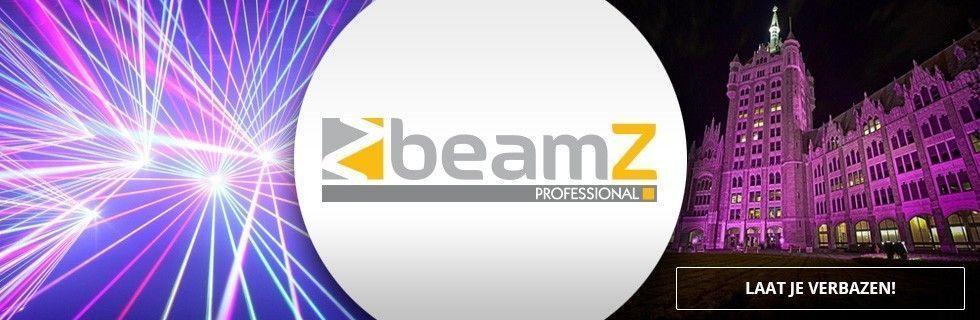 BeamZ Professional: Een stap verder