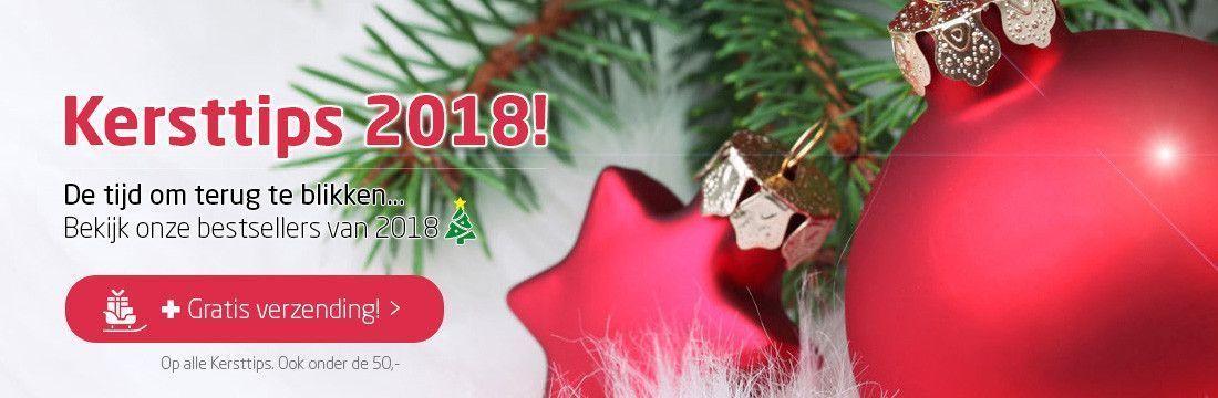 Kersttips 2018! Gratis verzending!
