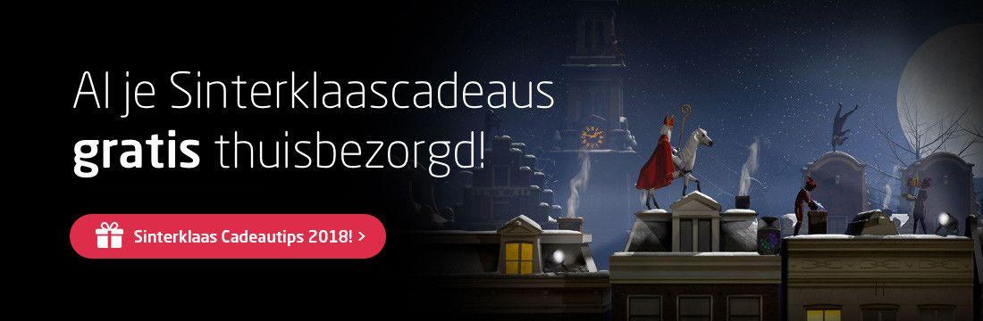 Al je Sinterklaascadeaus gratis thuisbezorgd! Bekijk onze Sinterklaas Cadeautips 2018