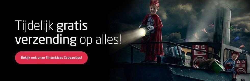 Tijdelijk gratis verzending op alles! Bekijk ook onze Sinterklaas Cadeautips!