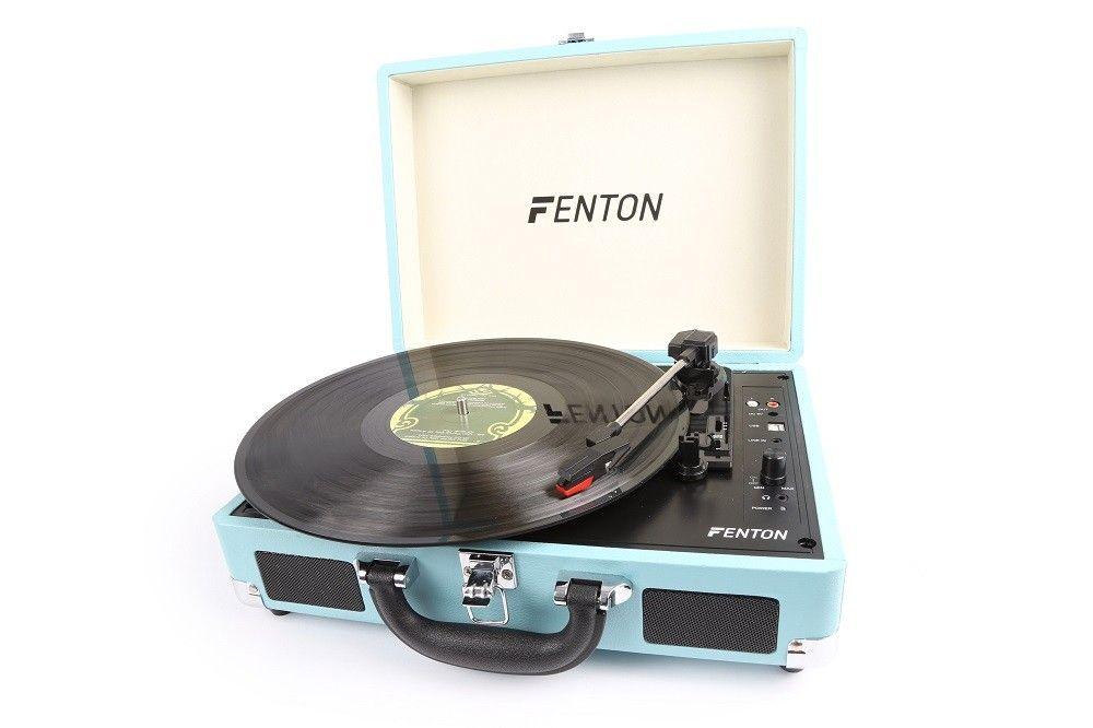 Fenton RP115, even terug in de tijd