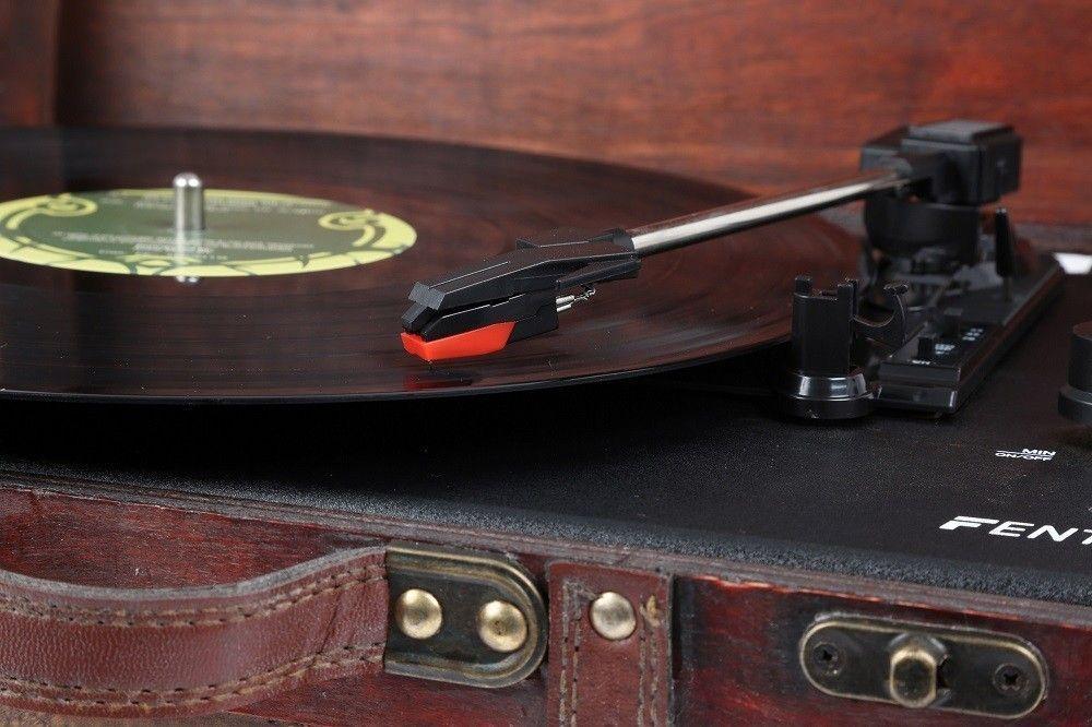 Mobiel met Vinyl! Fenton RP140