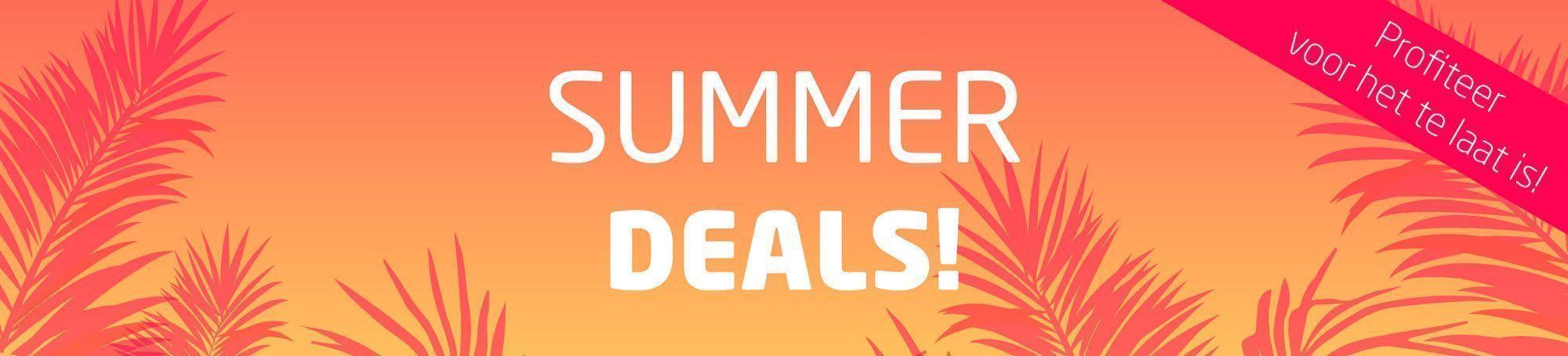 Summer Deals 2019!