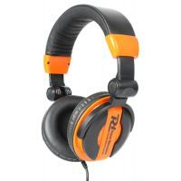 2e keus - Power Dynamics oranje DJ koptelefoon met inklapbare en draaibare oorschelpen PH200