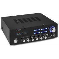 Fenton AV120BT stereo versterker 120W met Bluetooth en karaoke