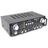 2e keus - SkyTronic AV-100 Karaoke versterker met USB