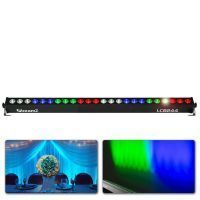 BeamZ LCB244 LED bar met 24 LED's in 8 secties