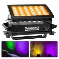 BeamZ Star-Color 360 outdoor Wash LED spot voor bijv. gebouwen