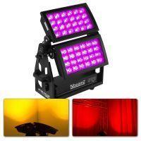 BeamZ Star-Color 720 LED Wash effect voor buiten met 2 panelen