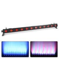 BeamZ LCB140 LED BAR met 12x 6W LEDs voor decoratie