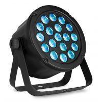 BeamZ SlimPar45 - Krachtige PAR lamp met 18x 3W LED's