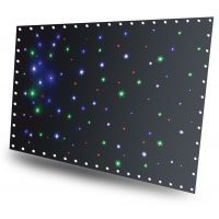 2e keus - BeamZ LED gordijn 2 x 3m met 96 RGBW LEDS en controller