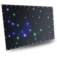 2e keus - BeamZ LED gordijn 1 x 2m met 36 RGBW LEDS en controller