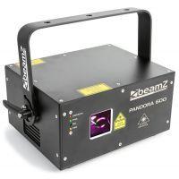 BeamZ Pandora 600 RGB Animatie Laser