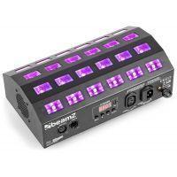 BeamZ BUV463 Blacklight UV LED stroboscoop