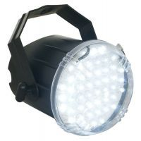 BeamZ Witte Party Stroboscoop met 48 LED's
