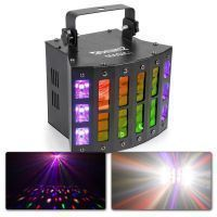 BeamZ Magic1 - LED Derby, blacklight en stroboscoop in één