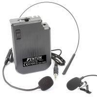 Fenton headset 200.175MHz voor draadloze microfoon systemen