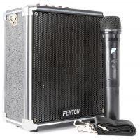 Fenton ST040 Draagbare speaker 40W met Bluetooth, USB / SD mp3 speler en draadloze microfoon