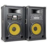 """2e keus - Fenton SPA1000Y PA actieve 800W speakerset 10"""" met USB en SD"""