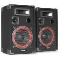 """2e keus - MAX XEN-3510 set PA luidspreker boxen 10"""" 700W"""