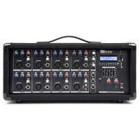 2e keus - Power Dynamics PDM-C805A 8 kanaals mixer met ingebouwde versterker